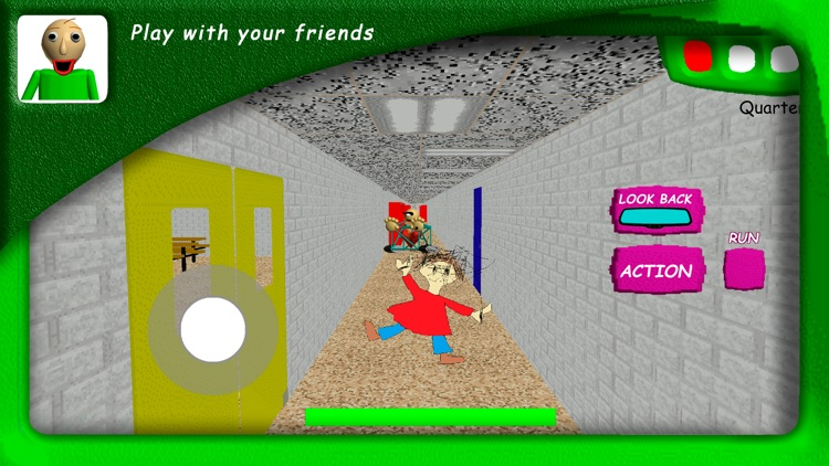 Baldis Basics Education School screenshot-5