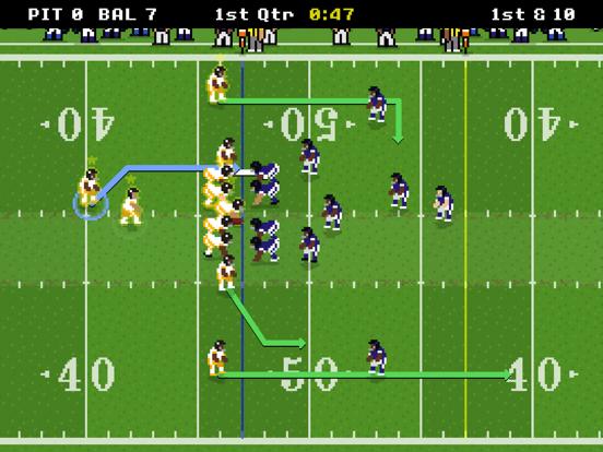 iPad Image of Retro Bowl