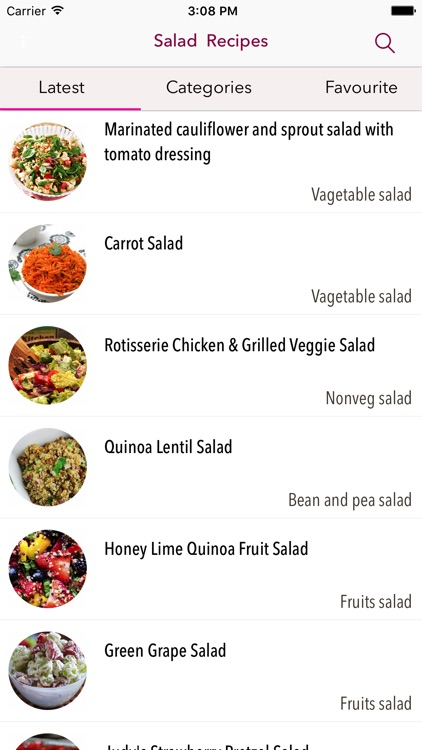 Salad Recipes For Diet