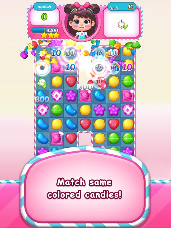New Sweet Candy Pop screenshot 1