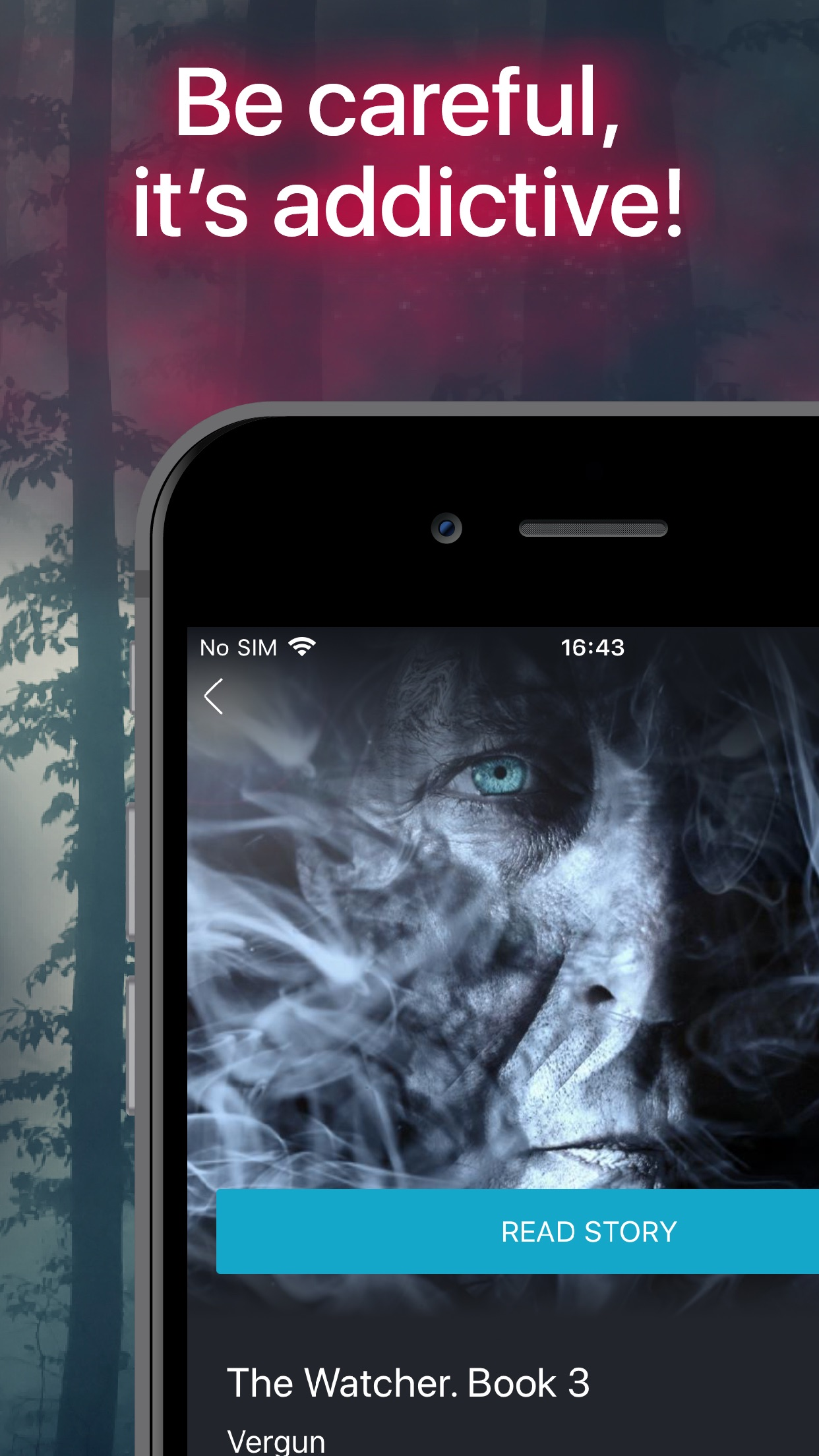 Catch — Thrilling Chat Stories Screenshot