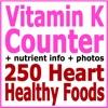Vitamin K Counter & Tracker - iPhoneアプリ