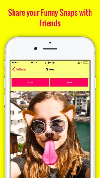 Fun FaceApp Photo Filters screenshot-4