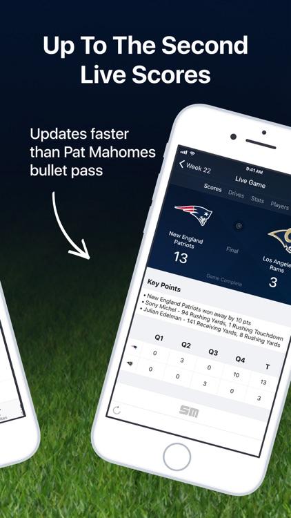 Pro Football Live: NFL Scores screenshot-3