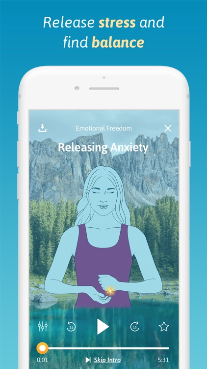 Tapping Solution Meditations