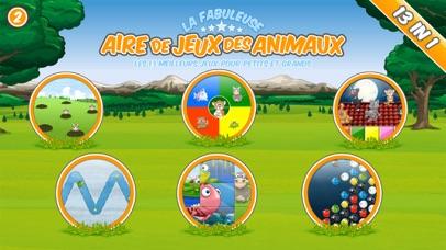 Screenshot #2 pour L'Aire de Jeux des Animaux