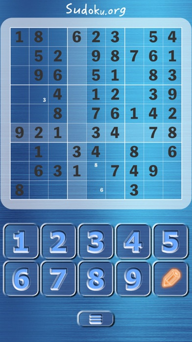 Sudoku.org screenshot 1