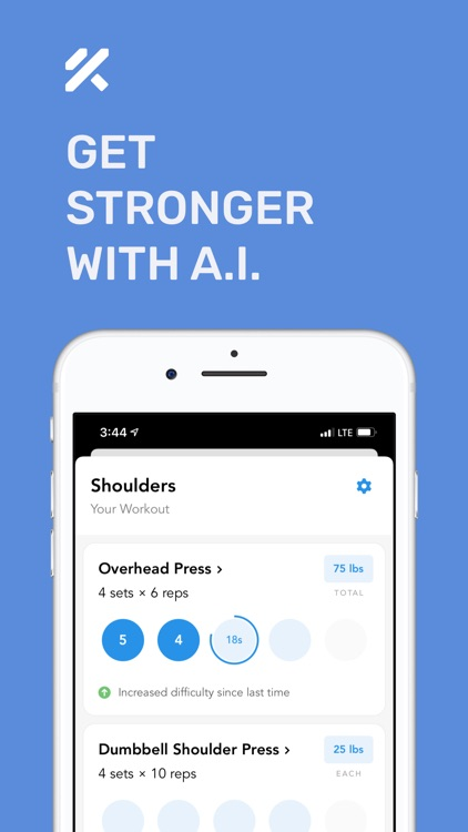 Home Workouts by FitnessAI