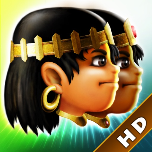 Babylonian Twins HD Premium iPad Review
