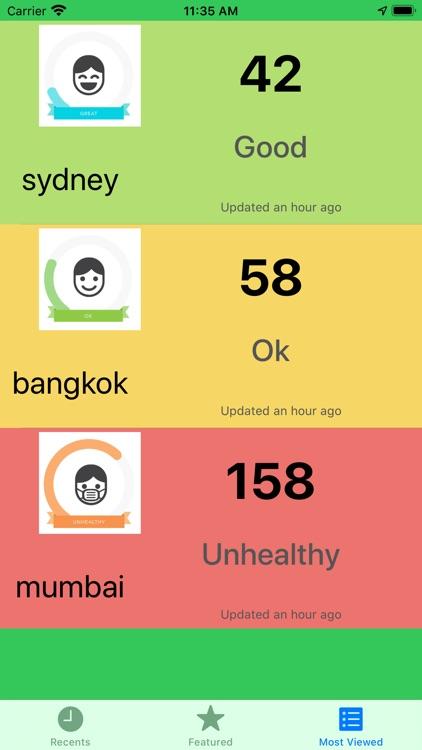 Track Air Quality - PM2.5 screenshot-5