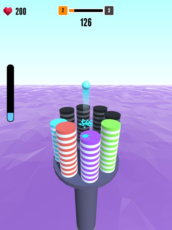 Stack Bash 3D screenshot 3