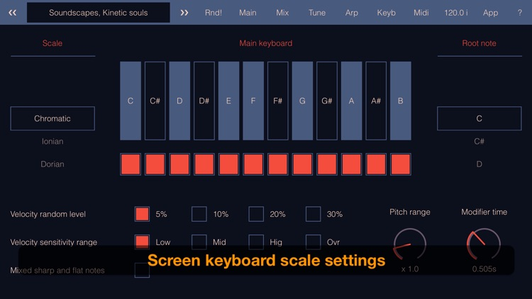 SynthScaper LE screenshot-6