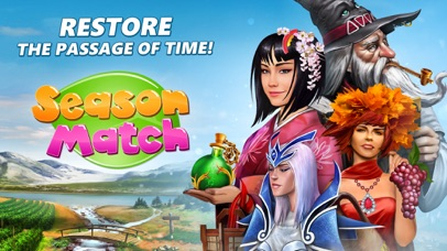 Season Match Puzzle Adventure screenshot 5