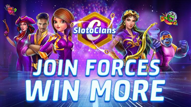 Slotomania™ Vegas Casino Slots screenshot-7