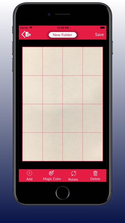 Netra Smart : Document Scanner screenshot-3