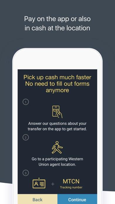 Western Union Money Transfer - Revenue & Download estimates - Apple