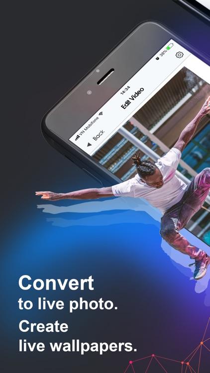 Video Into Live Photo Maker screenshot-4