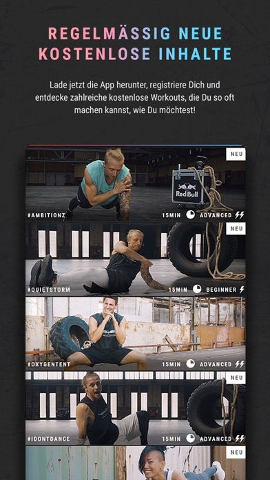 messages.download HIIT the Beat by Breakletics software