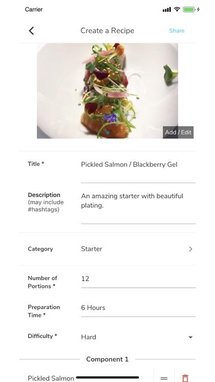 Foodstarz screenshot-7