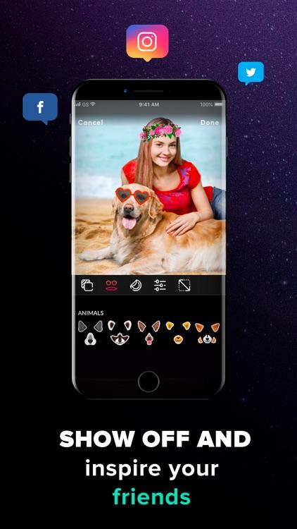 Mix-Pix: Art Photo Editor screenshot-5