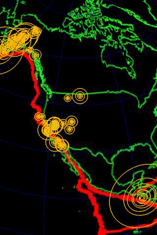 Earthquake 3D - náhled