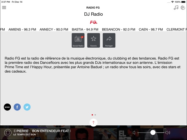 Les Indés Radios on the App Store