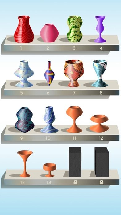 Pottery Lab - Let's Clay 3D screenshot 5