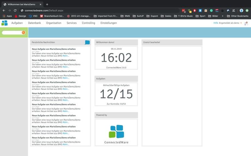 ConnectedWare Mounter скриншот программы 1