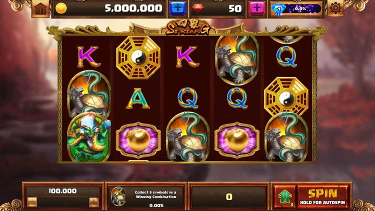 Slots Win Casino Slot Machine screenshot-3