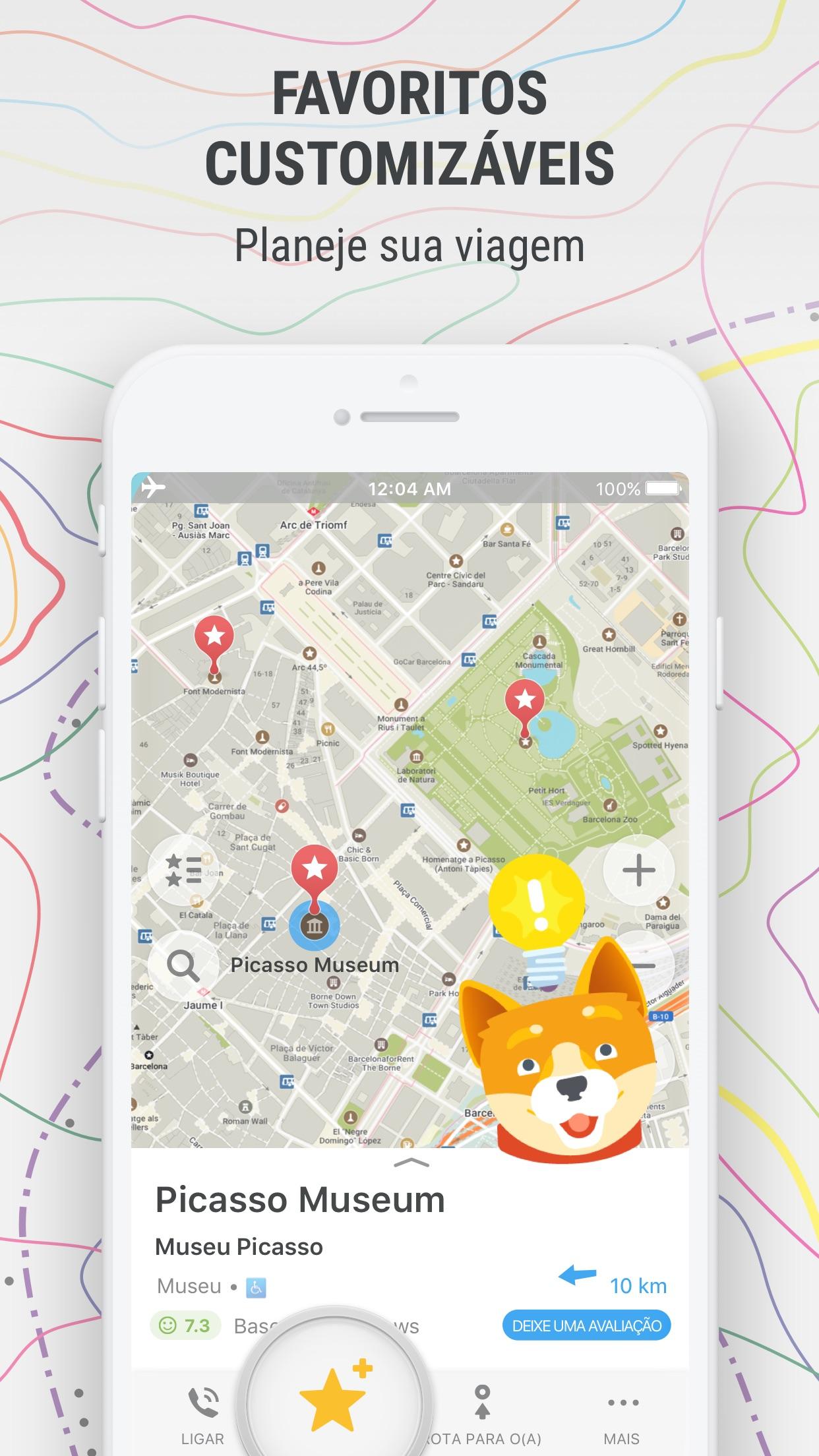 Ofertas do dia na App Store: MAPS ME, Weather glance, MacAlarm e