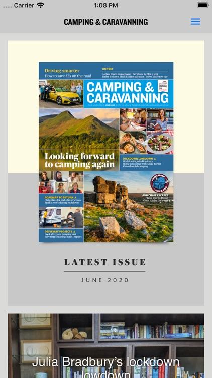 Camping & Caravanning Magazine