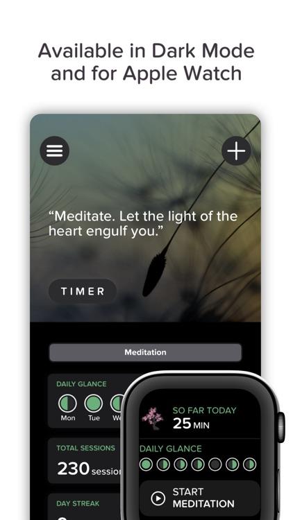 Timefully: Meditation Timer screenshot-7