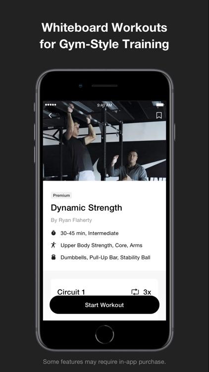Nike Training Club screenshot-5