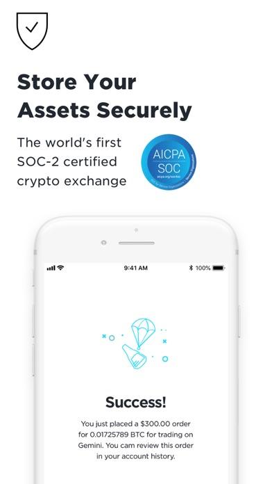 Gemini: Buy Bitcoin Instantly