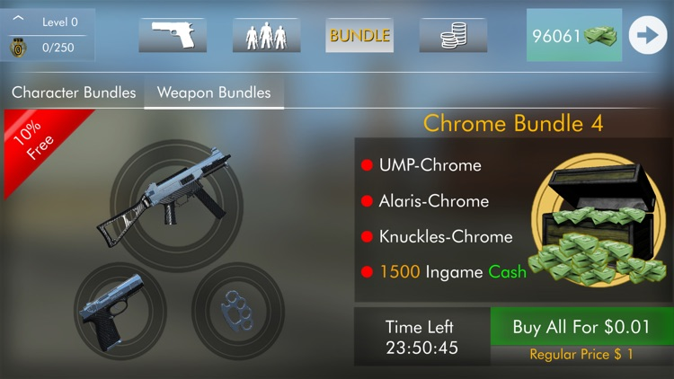 Gang Battle Arena screenshot-4