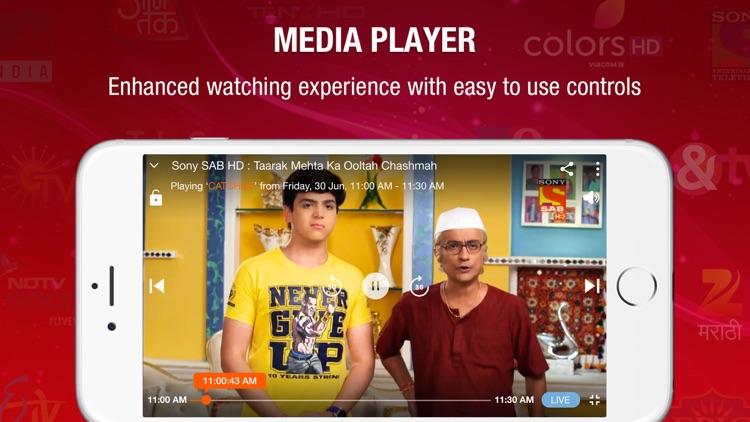 JioTV-Live TV & Catch-Up screenshot-3