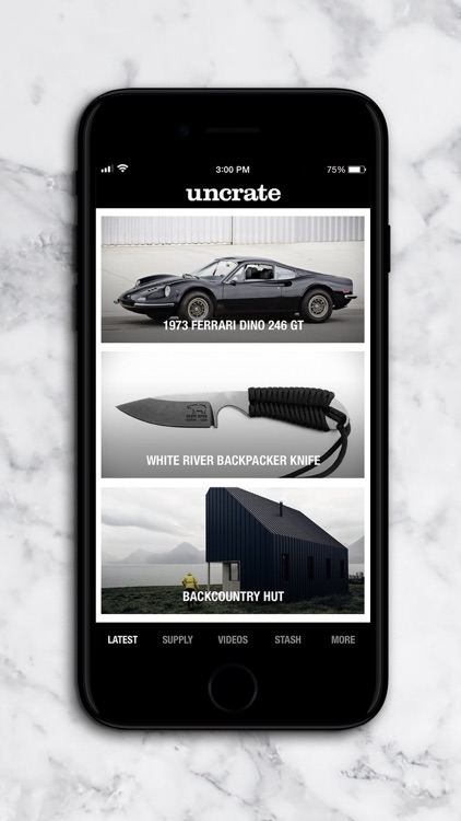 Uncrate screenshot-0