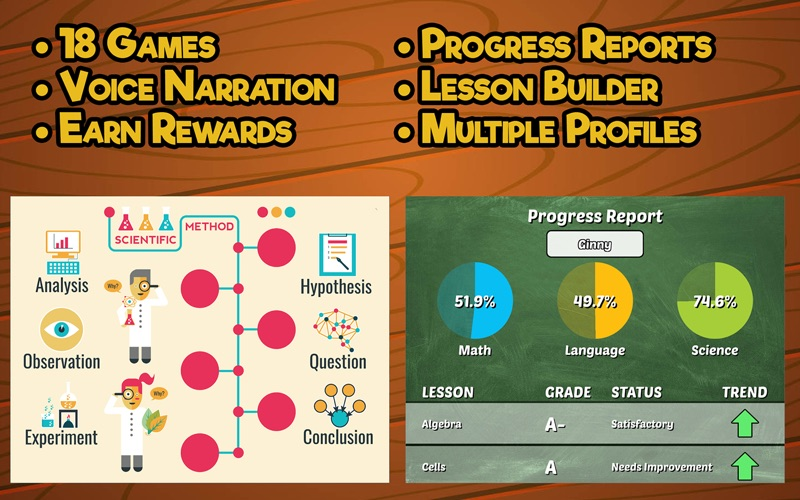 Fifth Grade Learning Games screenshot 5