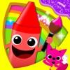 こどものぬりえ 子供向けの塗り絵 知育アプリ - iPadアプリ
