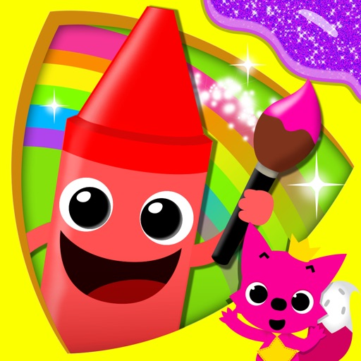 Pinkfong Kids Coloring Fun