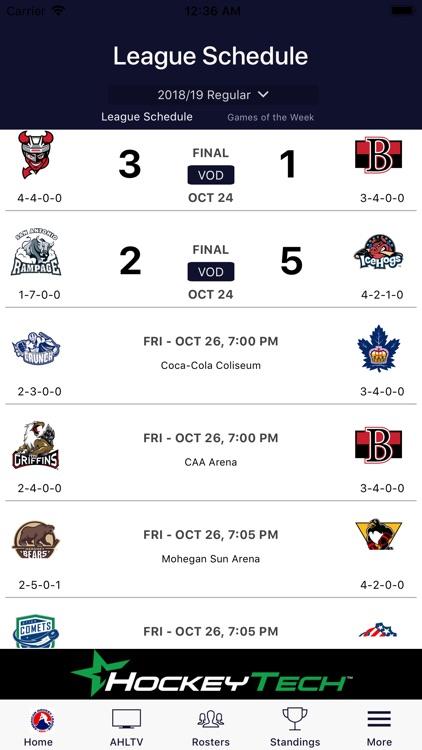 AHL screenshot-2