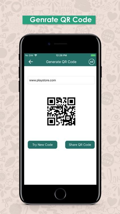 WhatScan: QR Scan DirectChat screenshot-3