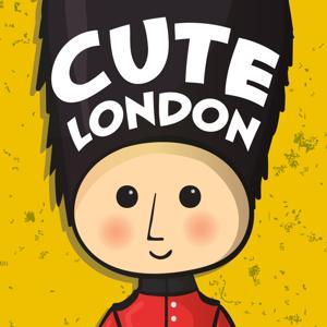 London Sticker Comic - Stickers app