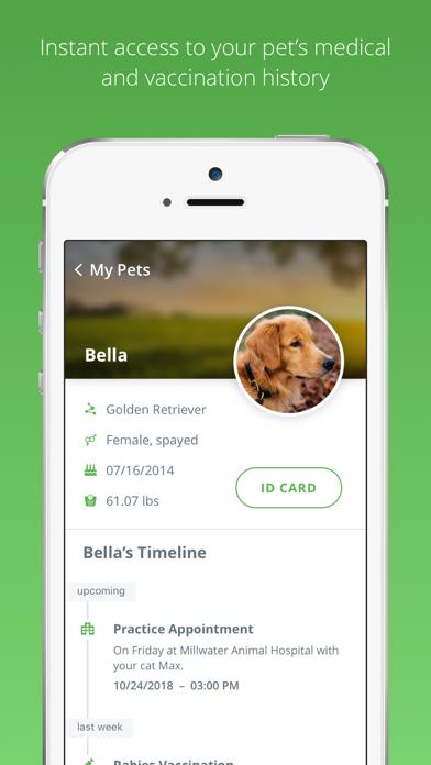 messages.download PetPro Connect software