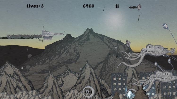 Weltraum Tinte screenshot-3