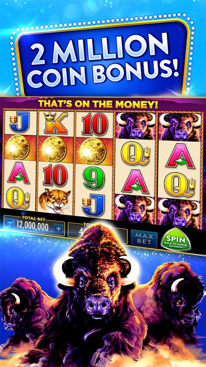 Heart of Vegas – Slots Casino screenshot-0