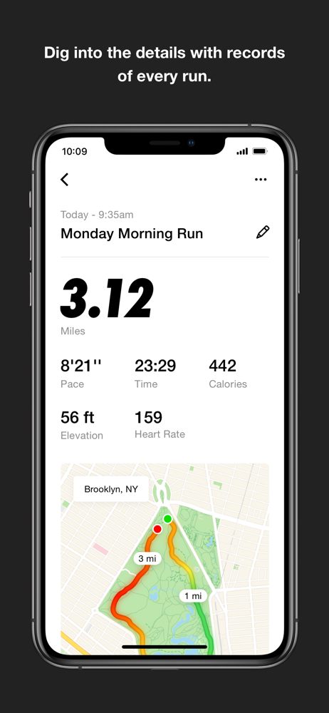 infinito helado arma  Nike Run Club - Overview - Apple App Store - US