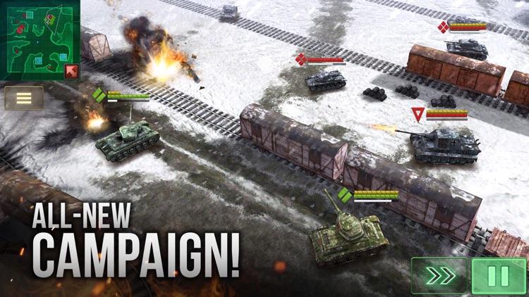 Armor Age: Tank Wars screenshot-0