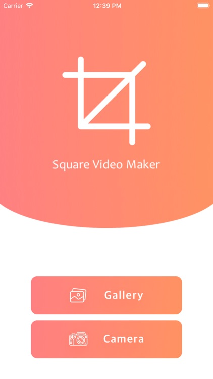 Square Video Maker
