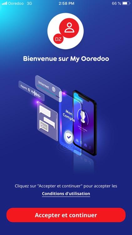 My Ooredoo Algérie screenshot-8